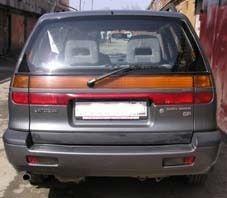 Mitsubishi Space Wagon 1995 - отзыв владельца