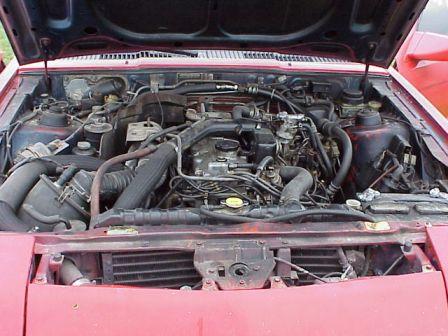 Mitsubishi Starion 1989 - отзыв владельца