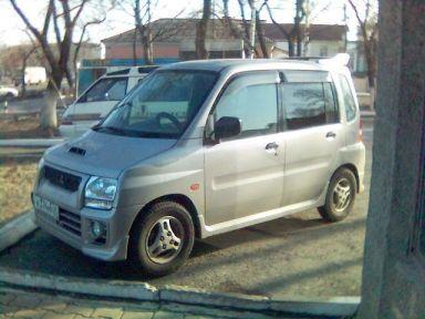 Mitsubishi Toppo BJ 1999 отзыв автора | Дата публикации 16.03.2008.