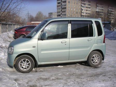 Mitsubishi Toppo BJ 2001 - отзыв владельца