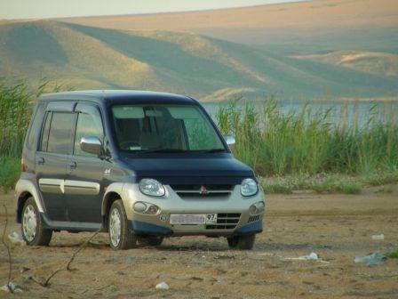 Mitsubishi Toppo BJ 1999 - отзыв владельца