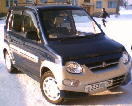 Mitsubishi Toppo BJ Wide 1999 - отзыв владельца