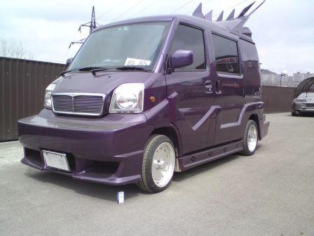 Mitsubishi Town Box 1999 - отзыв владельца