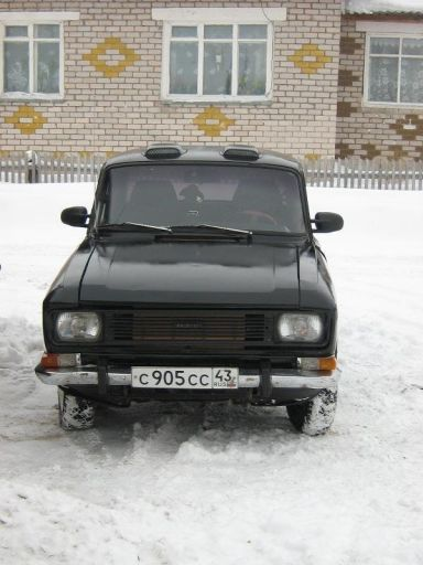 Москвич Москвич 1983 отзыв автора | Дата публикации 22.02.2008.