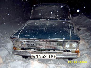 Москвич Москвич 1974 отзыв автора | Дата публикации 03.01.2011.