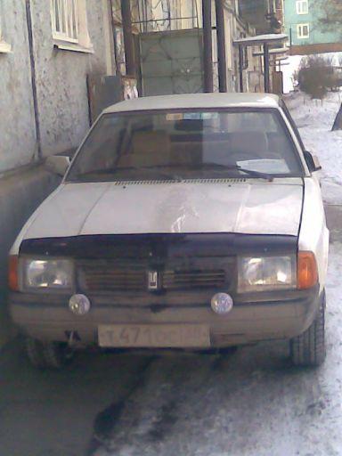 Москвич 2141, 1990