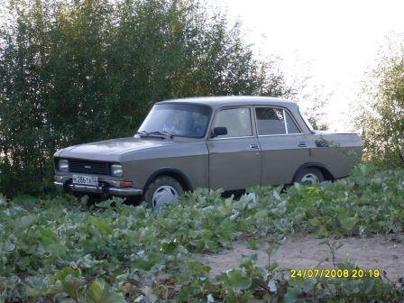 Москвич Москвич 1980 - отзыв владельца