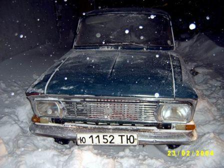 Москвич Москвич 1974 - отзыв владельца