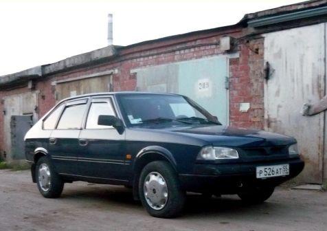 Москвич Москвич 2001 - отзыв владельца