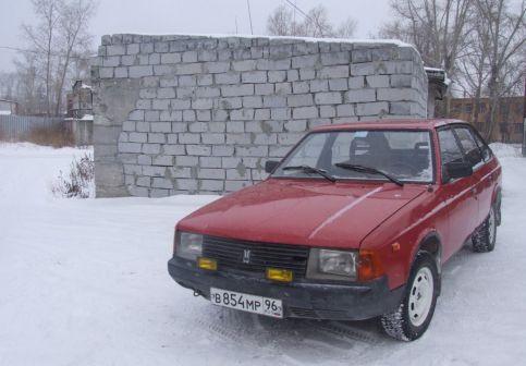 Москвич Москвич 1990 - отзыв владельца