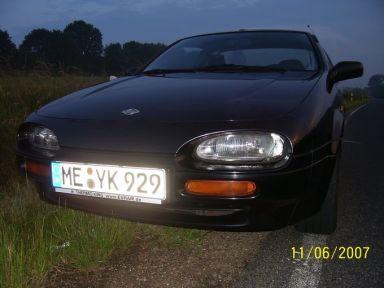 Nissan 100NX, 1994