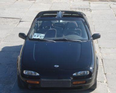 Nissan 100NX 1994 отзыв автора | Дата публикации 08.03.2009.