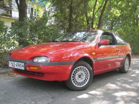 Nissan 100NX 1991 - отзыв владельца