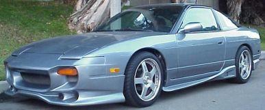 Nissan 180SX, 1992