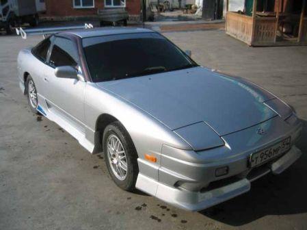 Nissan 180SX 1997 - отзыв владельца