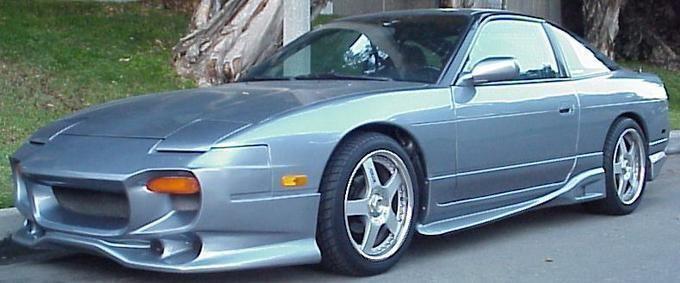 Nissan 180SX 1992 - отзыв владельца