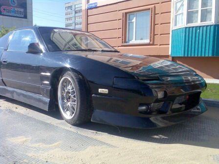 Nissan 180SX 1994 - отзыв владельца