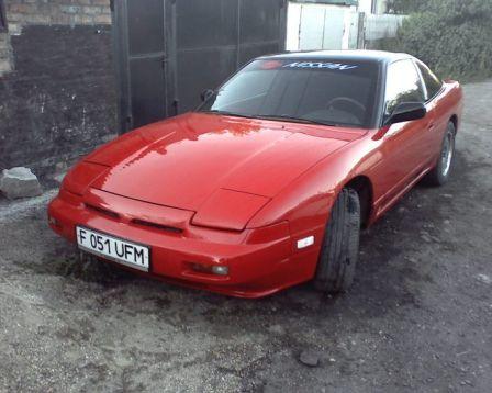 Nissan 240SX 1992 - отзыв владельца