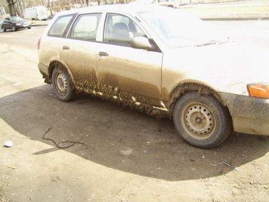 Nissan AD, 2001