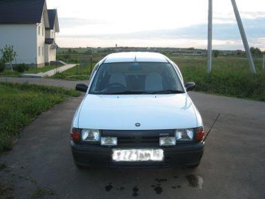 Nissan AD, 1997