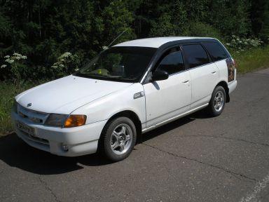 Nissan AD 2001 отзыв автора | Дата публикации 03.12.2009.