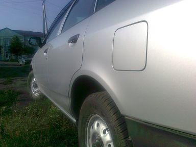 Nissan AD 2002 отзыв автора   Дата публикации 16.08.2011.