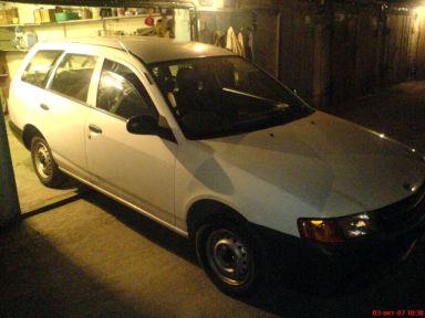 Nissan AD 2001 отзыв автора | Дата публикации 05.12.2011.