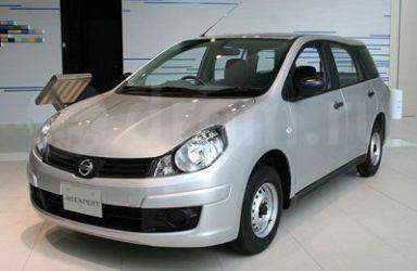 Nissan AD, 2008