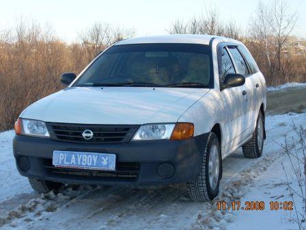 Nissan AD 2003 - отзыв владельца