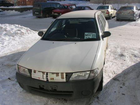 Nissan AD 2006 - отзыв владельца