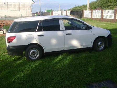 Nissan AD 2007 - отзыв владельца