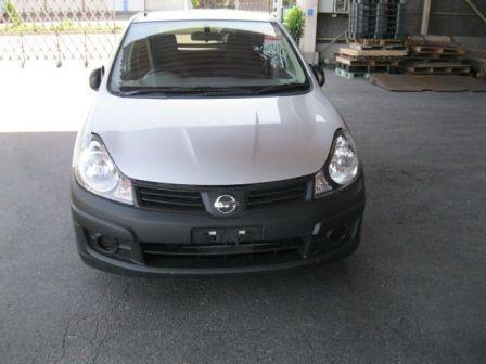 Nissan AD 2009 - отзыв владельца