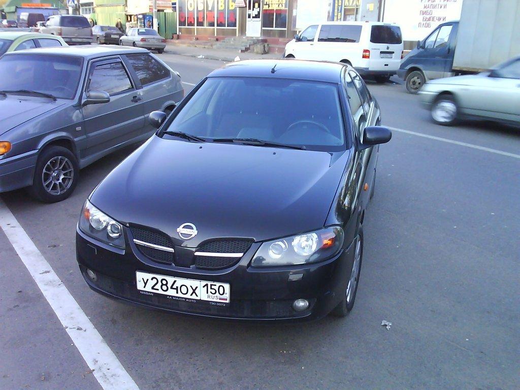 отзыв об автомобиле nissan almera 2005 г.