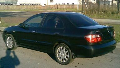 Nissan Almera 2006 отзыв автора   Дата публикации 09.11.2008.