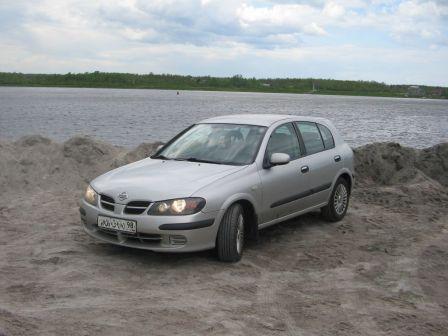 Nissan Almera 2000 - отзыв владельца