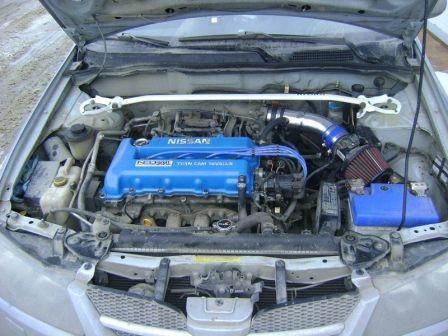 Nissan Almera  - отзыв владельца