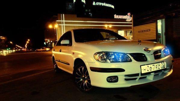 Nissan Almera 2001 - отзыв владельца