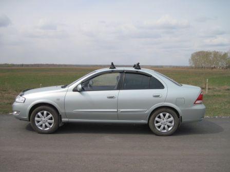 Nissan Almera Classic 2007 - отзыв владельца