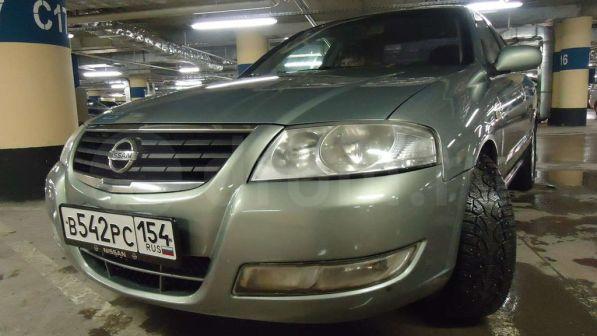 Nissan Almera Classic 2006 - отзыв владельца