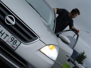 Nissan Altima, 2002