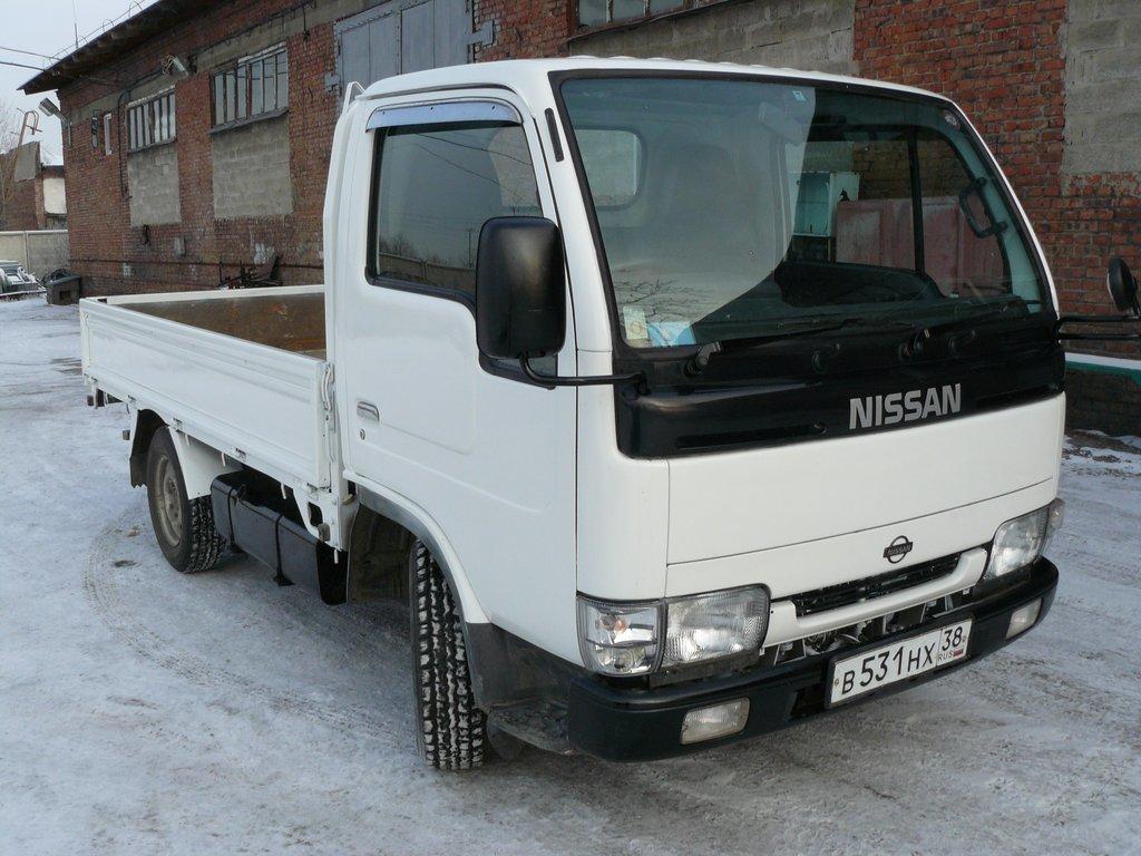 Минигрузовик ниссан картинки фото 159-136