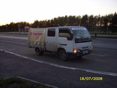 Nissan Atlas 2002 отзыв автора | Дата публикации 20.12.2008.