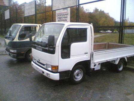 Nissan Atlas 1995 - отзыв владельца