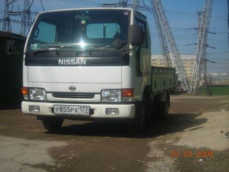 Nissan Atlas 1997 - отзыв владельца