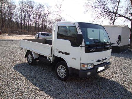 Nissan Atlas 2004 - отзыв владельца