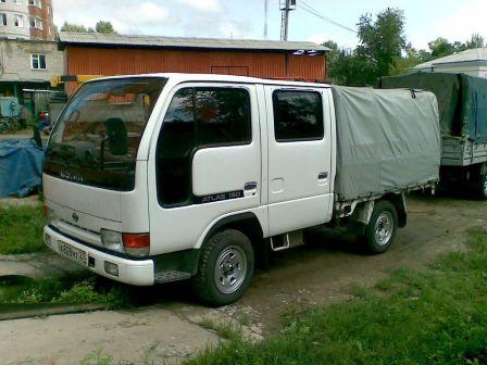 Nissan Atlas 1994 - отзыв владельца