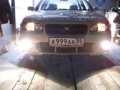 Nissan Avenir 2001 отзыв автора   Дата публикации 10.04.2008.