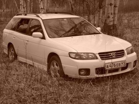 Nissan Avenir 2003 - отзыв владельца