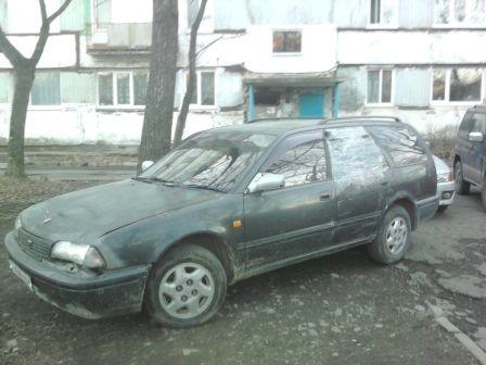 Nissan Avenir 1991 - отзыв владельца