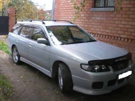 Nissan Avenir 2004 - отзыв владельца